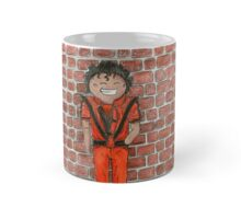 Michael Jackson's Roundy (Thriller Version) by Pierluigi Aliotta Mug