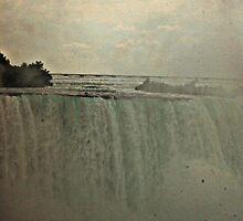 turner at niagara falls by alinecaldwell