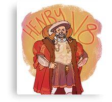 HENRY V8 Canvas Print