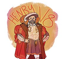HENRY V8 Photographic Print