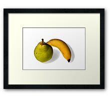 Fruit Cocktail Framed Print