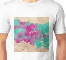 Cosmic Waves - Abstract Render Unisex T-Shirt