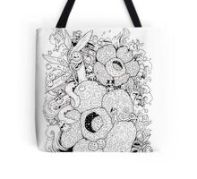 Flower and Monster - Rafflesia Tote Bag