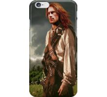 Jaime Fraser Outlander iPhone Case/Skin