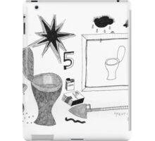 DRAWING By Moma Bjekovic iPad Case/Skin