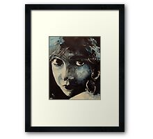 Lillian Gish Framed Print