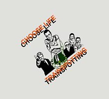 Trainspotting choose life Unisex T-Shirt