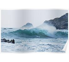 Wave Poster