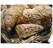 Apple Turnovers Poster