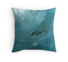 crystals 2 Throw Pillow
