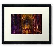 Heinz Memorial Chapel Framed Print