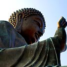 The Big Buddha by JodieT