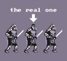The Real Shredder by Wetasaurus