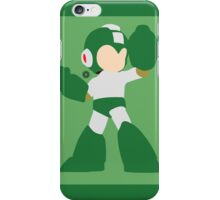 Mega Man (Green) - Super Smash Bros. iPhone Case/Skin
