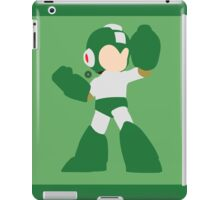 Mega Man (Green) - Super Smash Bros. iPad Case/Skin