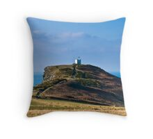 Boscastle Watchtower Throw Pillow
