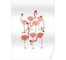 Flamingo's Poster