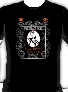 Pumpkin Spice Liqueur T-Shirt