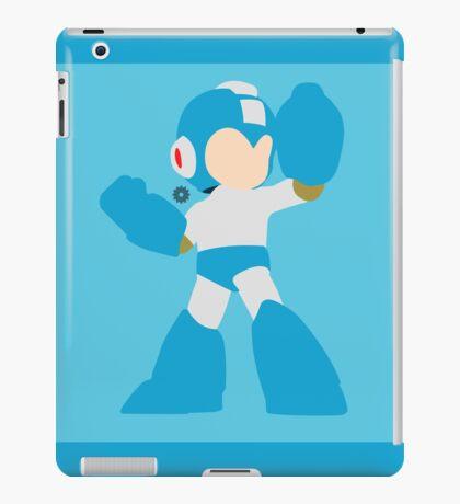 Mega Man (Light Blue) - Super Smash Bros. iPad Case/Skin