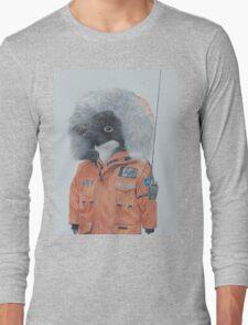 Antarctic Penguin Long Sleeve T-Shirt