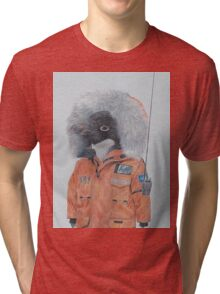 Antarctic Penguin Tri-blend T-Shirt