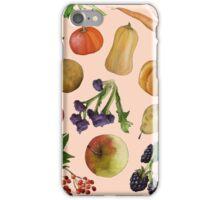 Seasonal Selection iPhone Case/Skin