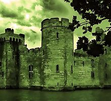 Bodiam Castle by ElsieBell