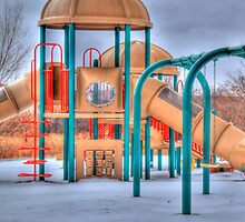 Hazy Shade of Winter by Scott Lebredo