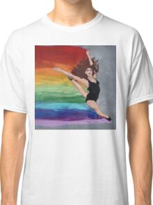 DANCE -1ST IN 'SHOW YOUR COLOURS' SERIES Classic T-Shirt