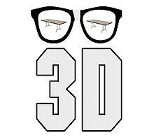 Dudley Boyz 3D Photographic Print