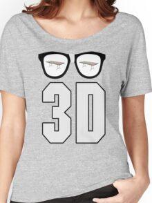 Dudley Boyz 3D Women's Relaxed Fit T-Shirt