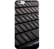 Keyboard pict iPhone Case/Skin