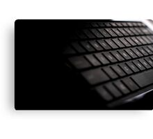 Keyboard pict Canvas Print