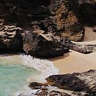 Halona Beach Cove by DonnaMoore