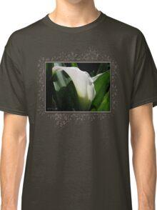 Zantedeschia named Crystal Blush Classic T-Shirt