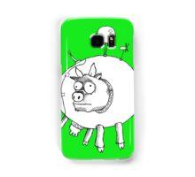 Bovine Transportation! Cows par avion ... Samsung Galaxy Case/Skin