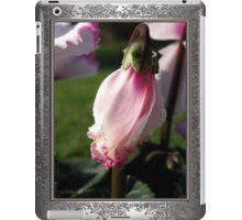 Cyclamen named Victoria iPad Case/Skin