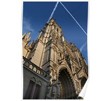 Amiens Cathedral - Amiens, France Poster