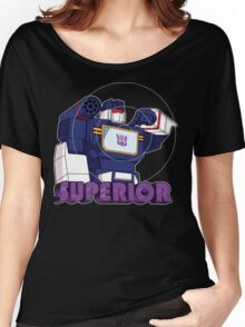Soundwave: Superior (bust) Women's Relaxed Fit T-Shirt