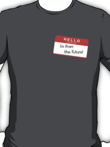 HELLO Spoiler Alert T-Shirt