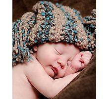 Baby's Dream Photographic Print
