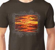 Color Fashion Waves Unisex T-Shirt