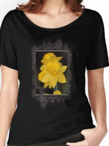 Daffodil named Exception Women's Relaxed Fit T-Shirt