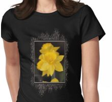Daffodil named Exception Womens Fitted T-Shirt