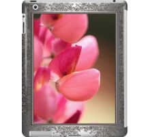 Lupine named Gallery Red iPad Case/Skin