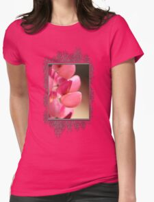 Lupine named Gallery Red Womens Fitted T-Shirt