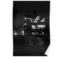 Jedwood Library - Cambridge University, England Poster