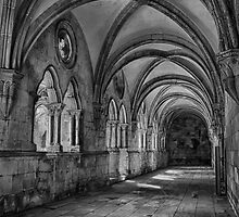 The monastery VII by CarlaSophia