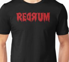 The Shining Redrum Unisex T-Shirt