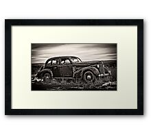 Buick Automobile Framed Print